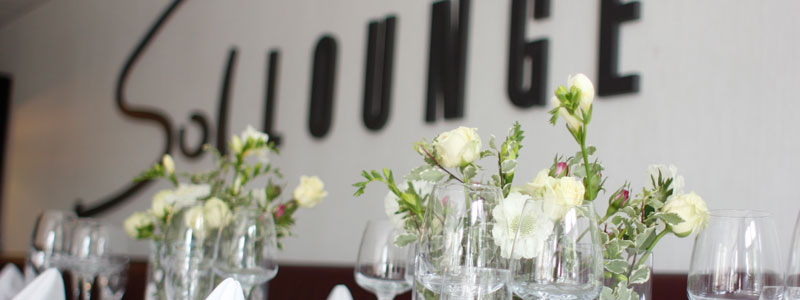 Sol Lounge, Catering in Rostock3